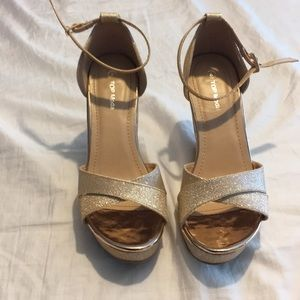 Champagne Wedges